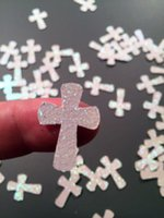bible study christian - White Cross Confetti Bulk Discount baptism communion church christian sunday school bible study