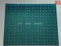 b g design - 1300 Design BIG SIZE Konad Nail Art Stamp Image plate Template XXXL A B C D G style choice Free