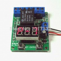 Wholesale Voltage switch signal timing start trigger timer auto V delay relay VT2 relay voltage
