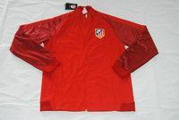 Wholesale 16 Atletico Madrid football tracksuit Atletico Madrid football jacket GABI Koke Atletico Madrid top thai football tracksuit