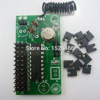 ask module - DC V V CH Mhz ASK OOK PT2262 SC2262 Encoded Transmitter Module for GSM SMS Home Burglar Security Alarm System