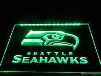 Wholesale LD242 Seattle Football LED Neon Light Sign