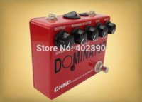 adult pedal car - Guitar Effect Pedal OKKO Dominator Powerfull Dynamic High Gain Distortion pedal pedal cars for adults
