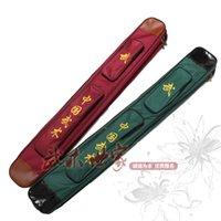 Wholesale 5PCS Tai chi sword bag oxford fabric pocket sword bags Double layer kung fu carry sword bags cm colors