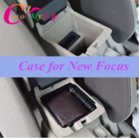 armrest ford focus - Center Limited Sale Freeshipping Black Armrest Storage Box Partition Case for Ford Focus Accessories M50138