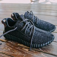 Cheap Pirate Black Yeezy 2016 yeezy boost 350 black color hot sell yeezy shoes running shoes men low cut shoes Cheap Discount Sports Footwear Shoe