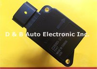 Wholesale 1pc Taiwan High Quality MAF Sensors J00 AFH70 Air Flow Meters For Nissan Y60 TB42E L