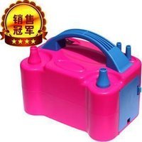 Wholesale wedding balloons electric air pump The balloon inflator