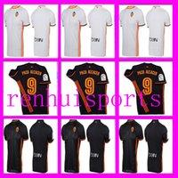 Wholesale Valencia Jerseys Shirt Alcacer Gomes Gaya Parejo Wholesalers Spanish league Jersey home away