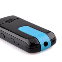 Cheap U8 HD Mini USB Disk Camera DVR Motion Detect Camera Cam SPY Hidden Camera Portable Candid Camera Video Recorder