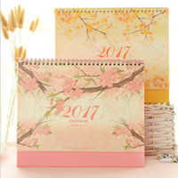 Wholesale quot Four Season quot Sep to Dec Cute Desk Calendar Big Size Scheduler Agenda Monthly Planner Kawaii Korean Checklist Memo