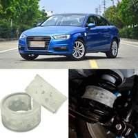 Wholesale 2pcs Super Power Rear Car Auto Shock Absorber Spring Bumper Power Cushion Buffer Special For Audi A3