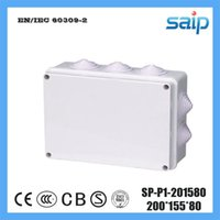 Wholesale Saip ABS Switch Junction Box With Holes SP P1
