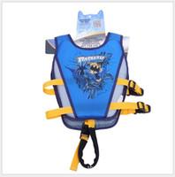 Wholesale Baby Swim Vest Child Swimming Learning Jacket Ring Infant Life Jacket Kids Cartoon Floatable Swimsuit Boy Girl ZD022