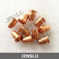 Wholesale PR0110 Plasma Electrode PD0116 Tip and PC0116 Swirl Ring PE0106 isolator CV0010 Fit Trafimet S45 Torch