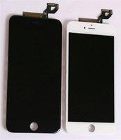 Grade AAA + LCD сенсорный экран дигитайзера Телефон ЖК-стекло 35 шт для Iphone 6S плюс 5,5 дюйма Мобильные телефоны Сенсорные панели