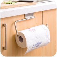 bathroom towel storage cabinet - Home Storage Holders Towel Shelf Stainless Steel Storage Rack Behind the Door and Cabinet Cupboard Toliet Paper Holders