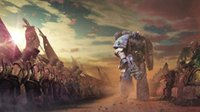 alpha marine - Warhammer space marines Alpha Legion x36 inch art silk poster Wall Decor