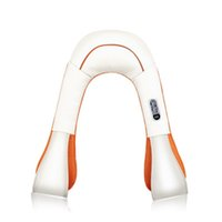 Wholesale Electric Body Massager Vibration Neck and Shoulder Massage Relax Beat Massager Pillows For Health and Beauty Care