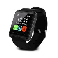 android play music - Hot sales U8 smart watch phone with bluetooth call play music pedometer anti lost remote camera support Android smart phone