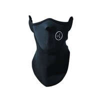 Wholesale wind and dust masks warm winter riding mountain ski masks face masks protect outdoor cold motorcycle breathing hole mask