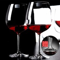 Wholesale Shipping German import SCHOTT Schott wine cup Bordeaux large crystal wine glass of champagne goblet
