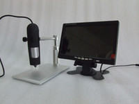 av bracket - Metal Bracket X AV Microscope With Inch LCD Display Handheld endoscope