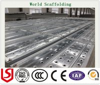 Wholesale Engineering steel metal galvanized and painting scaffolding plank GI PIPE