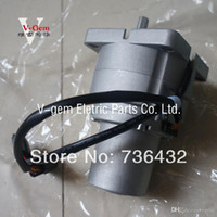 Wholesale Fast SK200 E SK230 E Throttle motor stepping motor assy KOBELCO excavator parts Excavator throttle motor assembly