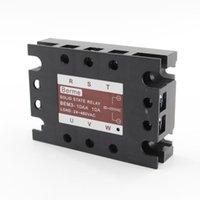 Wholesale Three Phases SSR Relay AA AA AA AA AA AA Solid State Relay VAC Solid state Electronics Relay
