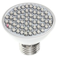 Wholesale Smd 3528 Growing Plants - High Quality 4W E27 ZW002 60 3528 SMD Red Blue LED Plant Grow Light Lamp Garden Indoor Bulb AC85-265V