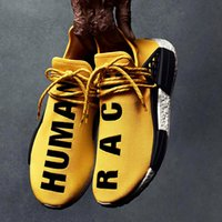 camping table - NMD Human Race Runner Boost Pharrell s Runners and Trainers NMD Boost Running Shoes Hu race Williams Pharrell x White Black Red Yellow