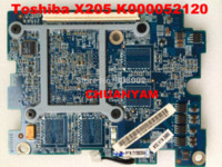 Wholesale Original Graphics Card for Toshiba X205 LS P Video card K000052120 NVIDIA G84 A2 Working Perfect card scanners for outlook