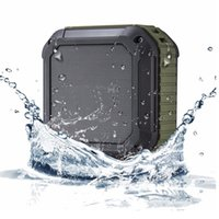 army speaker - AGABEST A7 Portable Bluetooth Speaker with Hour Playtime for Outdoors or Shower Pairs with All Bluetooth Devices Army Green