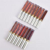 Wholesale 15 Colors red velvet lipstick Nude Lip Gloss Velvetine Matte lipstick rouge liquid matte lipstick beauy Cosmetics M02422