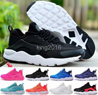 Wholesale 2016 new air huarache III men women running shoes high quality huaraches sport sneakers trainers athletics shoes Eur