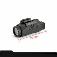 auto rifle - Evolution Inforce Auto Pistol Light APL Tactical Flashlight For Rifle Black ht013