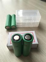 Wholesale 100 Authentic vtc3 VTC4 vtc5 mah batteries li ion battery for sony vct4 V A battery UPS TNT Fedex