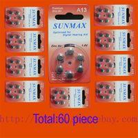 alkaline battery reviews - Batteries Button Cell Batteries x Hearing Aid Batteries A13 A ZA13 PR48 batteries review