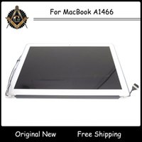 Wholesale 100 Genuine New for Apple MacBook Air quot A1466 LCD LED Full Screen Display Assembly Mid Year
