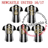 Wholesale soccer jersey NEWCASTLE UNITED camisetas futbol camisa de futebol maillot de foot survetement football kit uniform football shirt