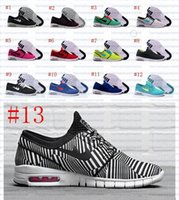 best price sneakers - 2015 Top Quality SB Stefan Janoski Max Shoes Running Shoes For Men Women Cheap Best Price Athletic Tennis Jogging Sneakers Eur