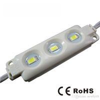 Wholesale LED module rohs ce SMD IP65 Waterproof LED modules for sign LED back light leds W DC12V