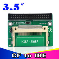 cf to ide adapter - CF to IDE Compact Flash Card Adapter Bootable pin CF to IDE quot HDD Hard Drive Converter Adaptor inch Male Connector