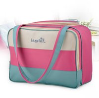 Wholesale Hot Sale Classic Waterproof Baby Diaper Bag With Durable Microfiber Multifunction Mommy Bag Nappy Bag