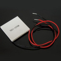 Wholesale TEC1 V Heatsink Thermoelectric Cooler Cooling Peltier Plate Module B00127 BAR