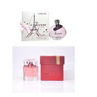 Wholesale 2 Kinds Lady Women Perfume Women Original Perfume Different Fragrance Flavorful Scent Spray Floral