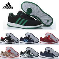 absorbant fabric - Adidas Original New LowTennis Shoes Men Fashion Casual Shoes Original Hot Sports Shoes Cheap Leather Skate Shoes