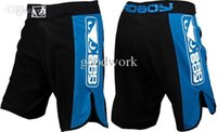 Wholesale XXS XXXL High quality elastic shorts mma sport clothes man muay thai shorts multiple style