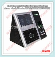 Wholesale Facial Finger TCP IP Biometric Fingerprint Time Clock Access Control iface302
